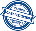 CASL Verified by Caorda.com