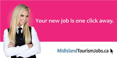 The Mid-Island gets its first tourism-focused job board!