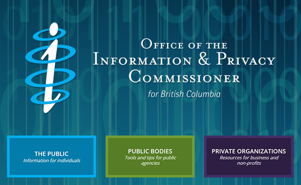 Office of the Information Privacy Commissioner for British Columbia