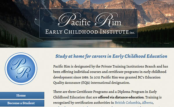 Pacific Rim Early Childhood Institute