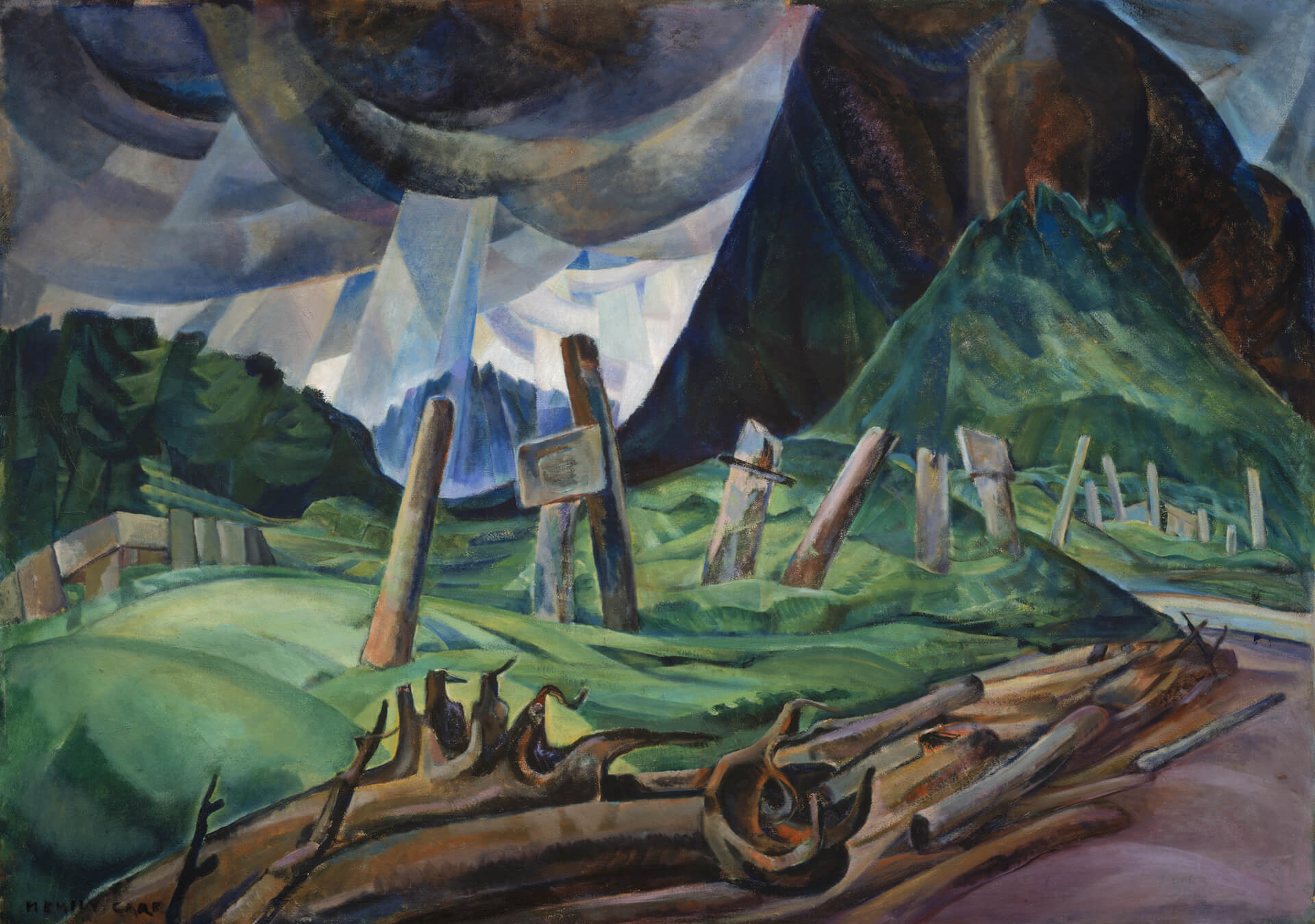 Caorda Enhances Mobile Image-Recognition App for Emily Carr Paintings