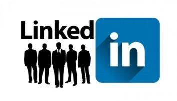 Linked in logo group