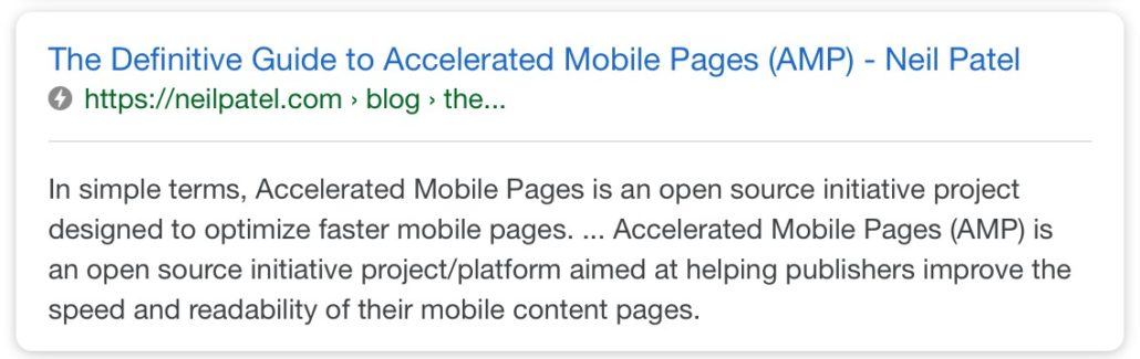 accelerated-mobile-pages-serp-example