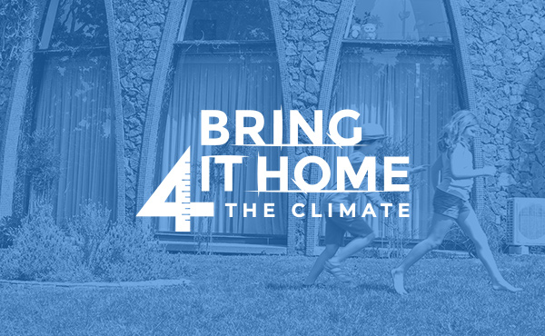 Bring it Home 4 the Climate logo